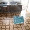 台所床張替前の画像